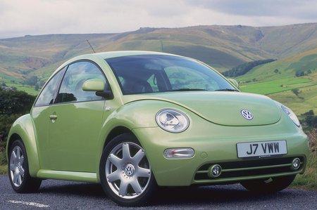 Volkswagen Beetle Hatchback (99 - 12)