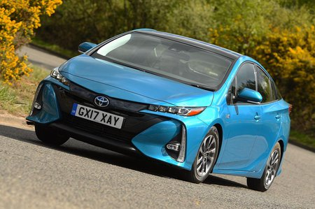 Toyota Prius Plug In Review