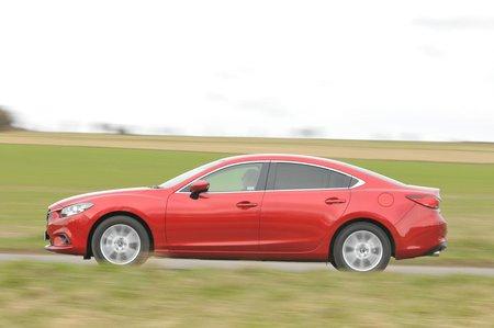 Mazda 6 Saloon 2013-Present