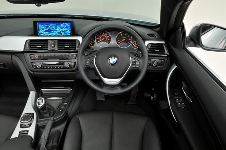 Used BMW 4 Series Convertible 13-present