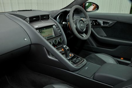 Jaguar F-Type Coupe (14 - present)