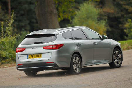 Used Kia Optima Sportswagon 16-present