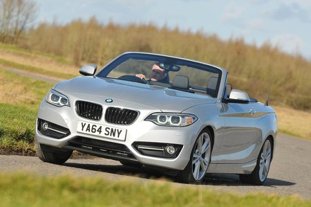 Used BMW 2 Series Convertible 14-present