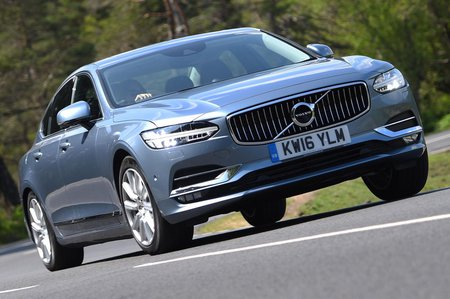 Volvo S90 Performance, Engine, Ride, Handling | What Car?
