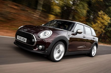Mini Clubman Performance Engine Ride Handling What Car