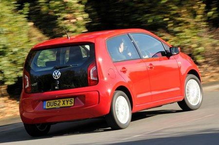 Used Volkswagen Up 2012 - present