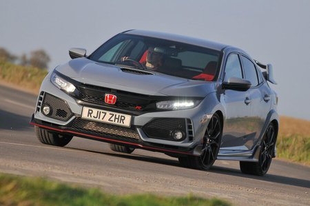 Used Honda Civic Type R (2017-present)