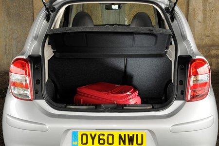 Used Nissan Micra Hatchback (10 - 16)