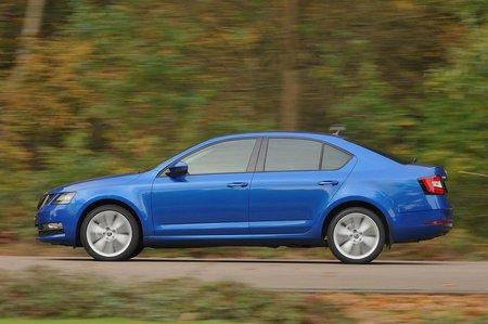 Used Skoda Octavia Hatchback 13-present