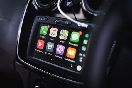 Dacia Sandero Stepway 2019 infotainment