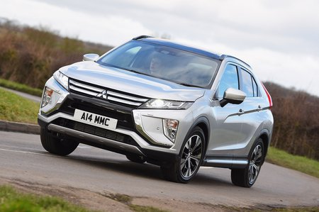Used Mitsubishi Eclipse Cross Review - 2018-present