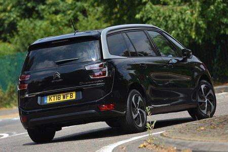 Citroën Grand C4 Spacetourer rear