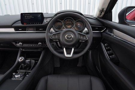 Mazda 6 daah
