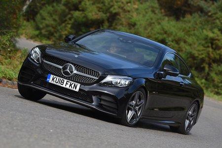Mercedes C Cl Coupe Review