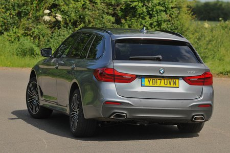 BMW 5 Series Touring 2017-present