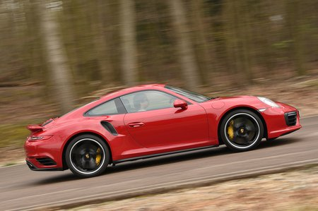 Used Porsche 911 2012-present