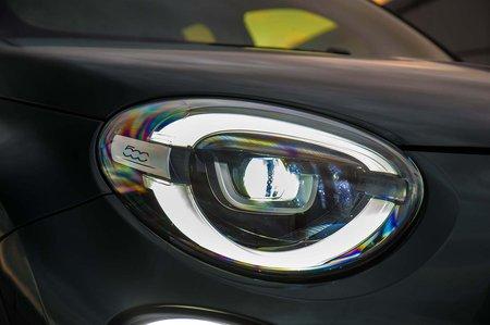 Fiat 500X LED headlight