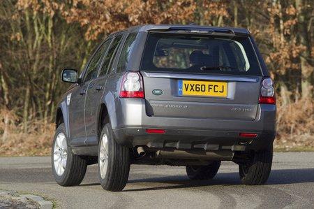 Used Land Rover Freelander 2006-2014