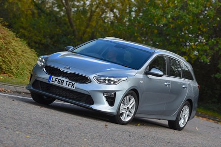 Kia Ceed Sportswagon Review 2019 What Car