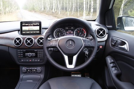 Used Mercedes-Benz B-Class 2012-present