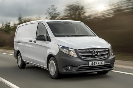 Mercedes Benz Vito Review 2019 What Car