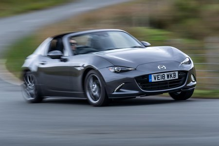 Mazda MX-5 RF Review 2019 | What Car?