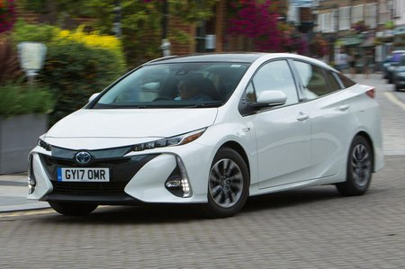Used Toyota Prius Plug In 2017 Present Review