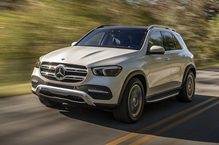 Mercedes Benz Gle Review