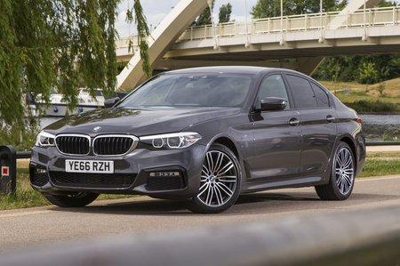 New Kia Stinger vs used BMW 5 Series