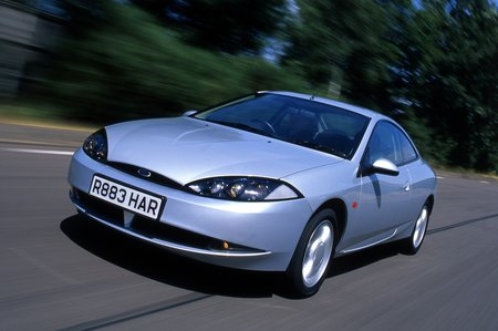 Used Ford Cougar 1998-2002