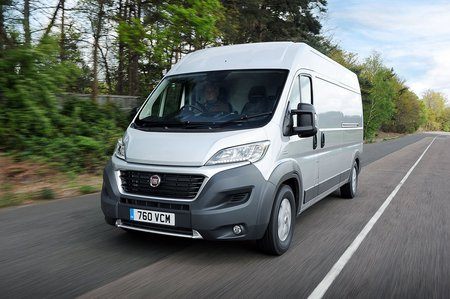 Fiat Ducato Review 2019 What Car