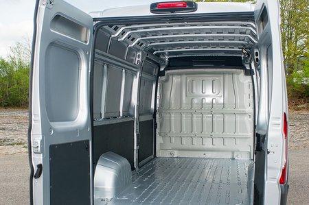 Fiat Ducato interior
