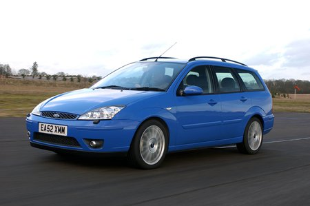 Used Ford Focus estate 1998-2004