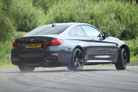 Used BMW M4 2014-present
