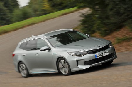 Used Kia Optima Sportswagon Phev 2017 Present Review