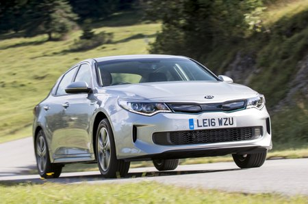 Used Kia Optima Phev Saloon 2016 Present Review