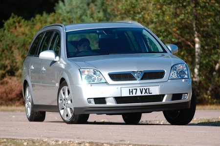 Used Vauxhall Vectra Estate 2002 - 2009