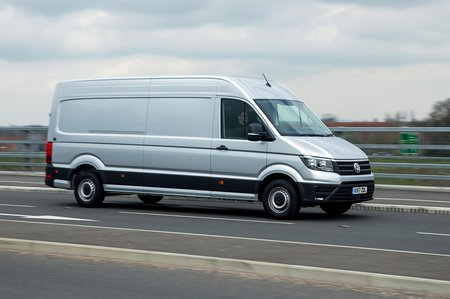 Volkswagen Crafter Review 2019 | What Car?