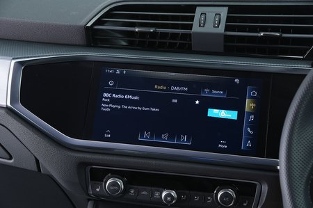 2019 Audi Q3 infotainment