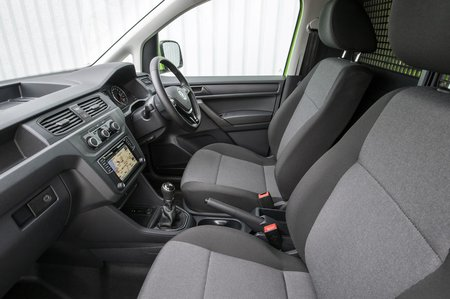 Volkswagen Caddy interior