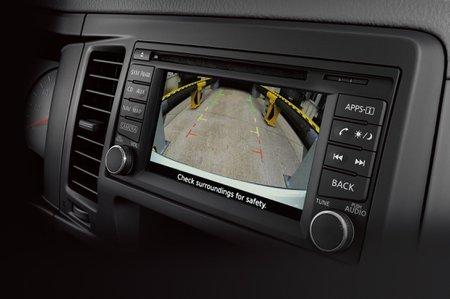 Nissan NV200 sat-nav