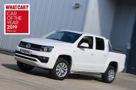 Volkswagen Amarok Review 2019 | What Car?
