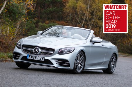 Mercedes Benz S Cl Cabriolet Review