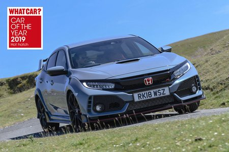 Civic TypeR 2019 Award