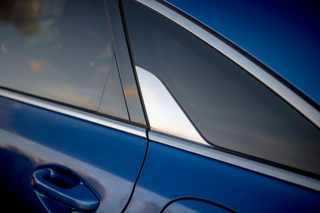 Kia Proceed 2019 left rear detail shot