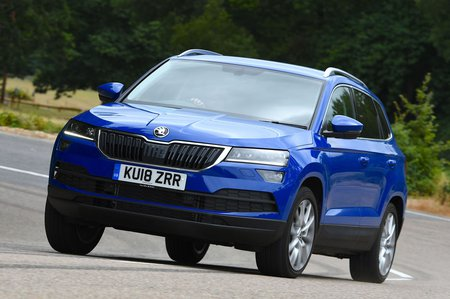 Skoda Karoq Review 2019 What Car