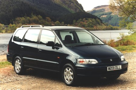 Used Honda Shuttle MPV 1997 - 2000