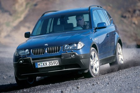 Used Bmw X3 2004 2017 Review