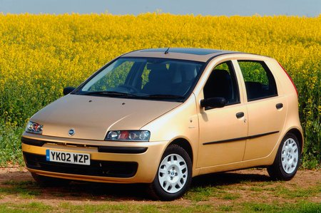 Used Fiat Punto Hatchback 1999 - 2003