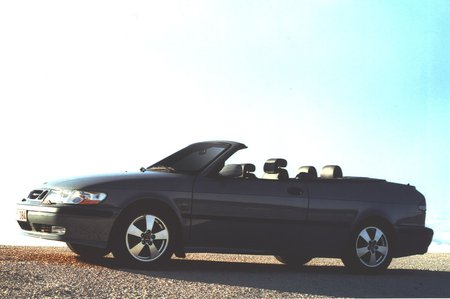 Used Saab 9-3 Convertible 1998 - 2002